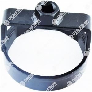 Chiave a tazza per filtri olio IVECO Tector - Lati 10 - Misura 93mm