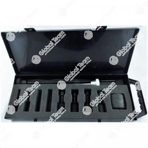 Cassetta estrattori per cuscinetto volano motori (a battitoio) - misure pinze 10-12-15-17-20-25-27-30