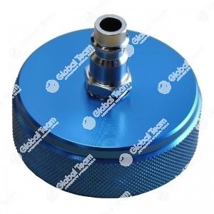 Tappo in alluminio per vaschetta acqua radiatori IVECO Stralis