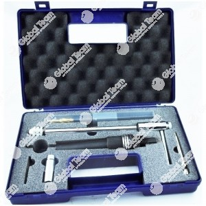 Cassetta estrattori per candelette spezzate M10x1-1,5 - Pichler