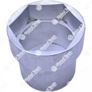 Bussola esagonale per mozzi posteriore IVECO - 98 mm