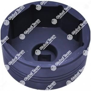 Bussola ottogonale per mozzi semirimorchi - 95 mm
