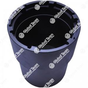 Chiave per ghiera mozzi posteriori MERCEDES Atego - 6x110 - denti esterni