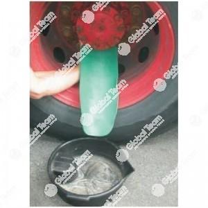 Scolatore pieghevole per liquidi