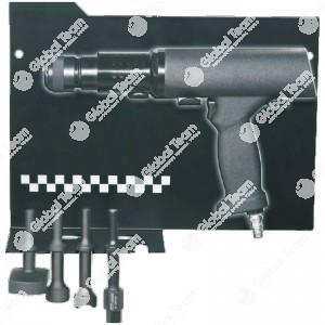 Vibroimpact martelletto pneumatico (x sbloccare bracci sterzo) - 2200 colpi/min - Muller