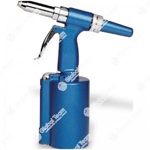 Rivettatrice Idropneumatica a pistola per rivetti ciechi da 2,4 a 6,4mm rame e alluminio