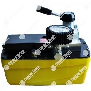 Pompa 400bar 3litri con deviatore (doppio effetto)
