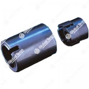 Boccola conica per Silent Block IVECO (con molle di centraggio e fresatura in testa) - Misura 60-63