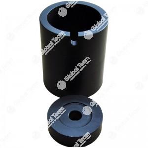 Boccola conica per Silent Block in gomma della barra stabilizzatrice IVECO Eurocargo - Misura 65-78