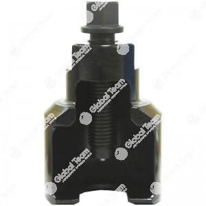 Estrattore testine sterzo veicoli industriali VIBRO IMPACT chiuso sul retro (possibilita' di uso con avvitatore) - 39 mm