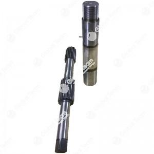 Alesatore fisso 55/60 per fuselli assali ROR - distanza tra lame 133 mm