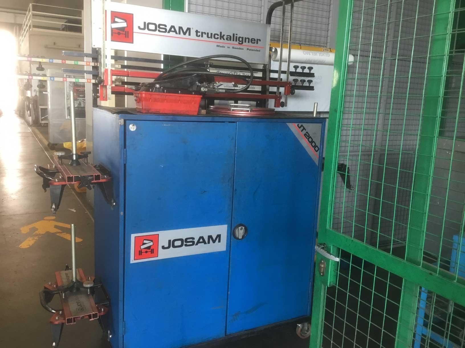 Assetto Josam laser line II perfetto a prezzo eccezionale. Richiedici offerta.