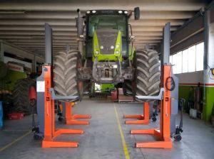 Ponte wireless agricoli