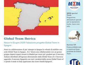 Global Team in Spagna