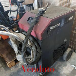 Induttore di calore Alesco A1100 usato revisionato