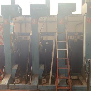 Occasione ponte 4 colonne Emanuel da 7,5 ton